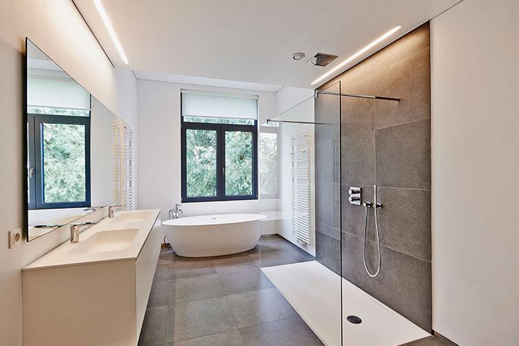 Dusch Sanierung - MD-Bau